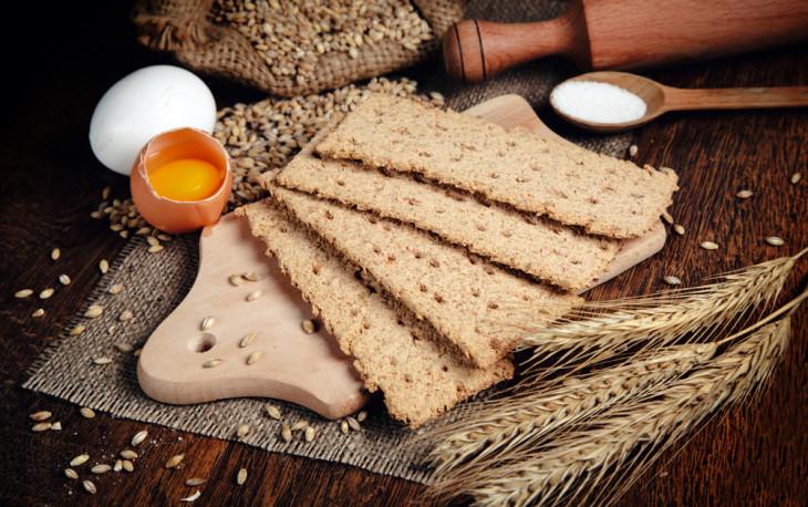 Чем заменить хлеб на безуглеводной диете