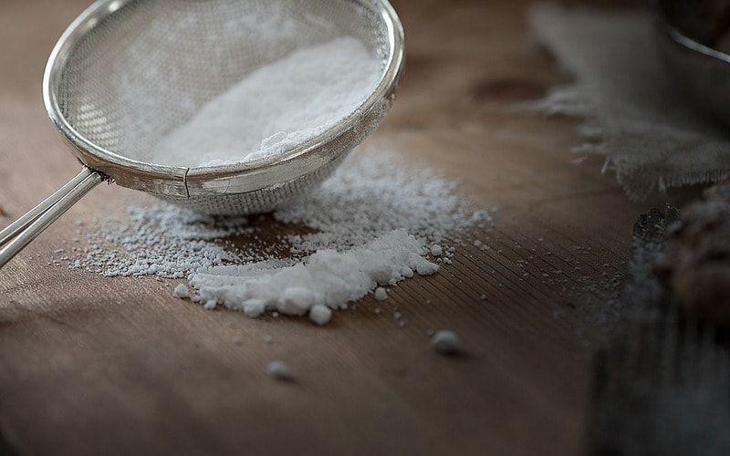 Чем заменить сахарную пудру в креме