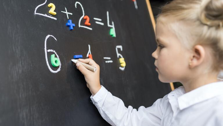 Последовательность действий в математике