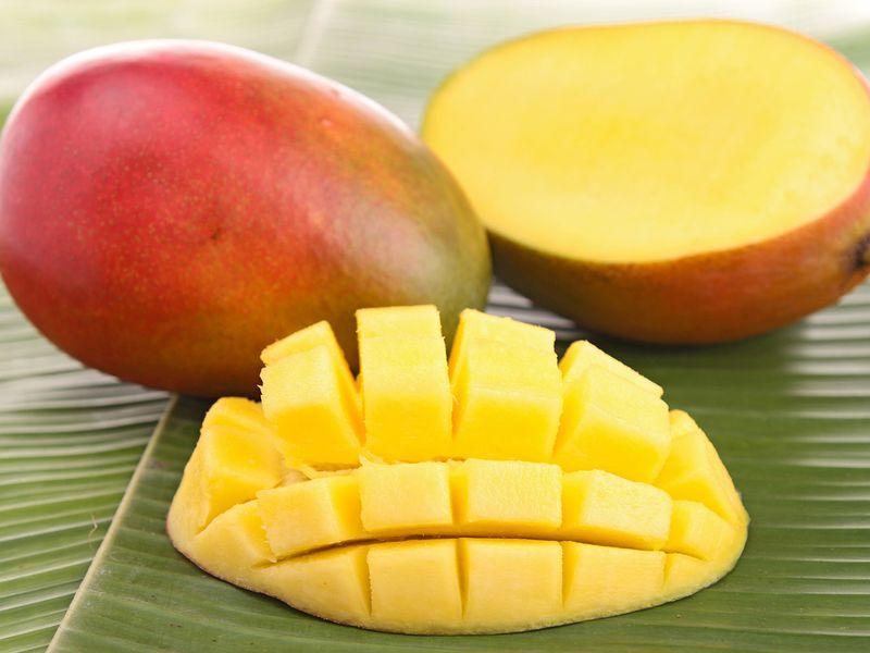 Как определить зрелость манго